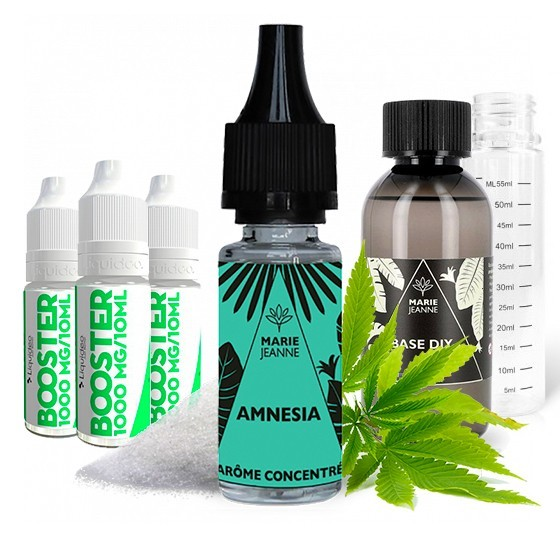 Amnesia CBD'Mix