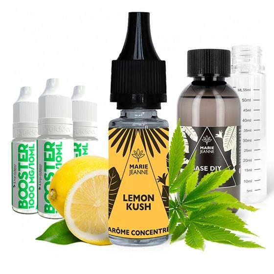Lemon Kush CBD'Mix