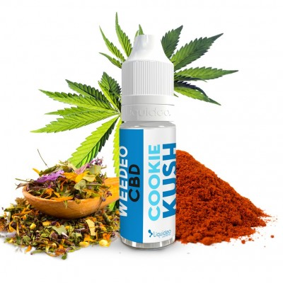 Weedeo Cookie Kush - 10ml